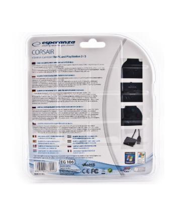 GAMEPAD EG106 PRZEWODOW DO PS3 i PC z WIBRACJAMI