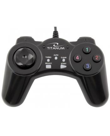 GAMEPAD TG105 Przewodowy USB DO PC
