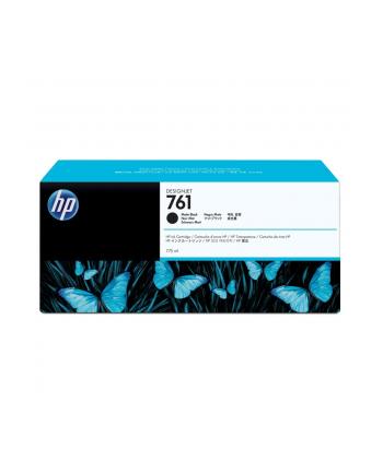 Wkład atramentowy HP No 761 Ink Cart/Matte Black 775ml