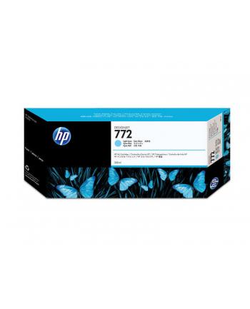 Atrament HP 772 300-ml Light-Cyan Ink Cartridge