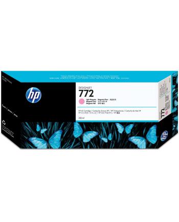 Atrament HP 772 300ml Ligh-tMagenta Ink Cartridge