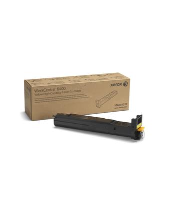 Toner HC Yellow Toner Cartridge WC6400 16500p