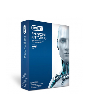 ESET NOD32 AntiVirus PL BE Client  Kontynuacja 5U 1Y