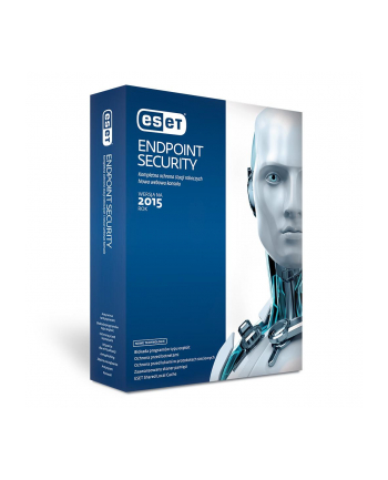 ESET NOD32 AntiVirus PL BE Client  5Users 1Year
