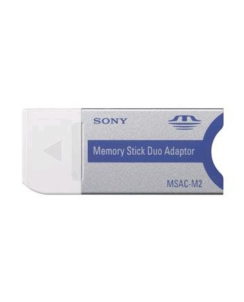 Memory stick adaptor for DUO/PRO DUO MS