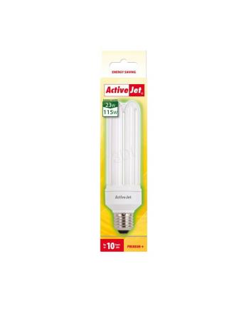 Świetlówka kompaktowa ACJ Świetlówki AJE-3U23P E27/23W -->115W - 10000h