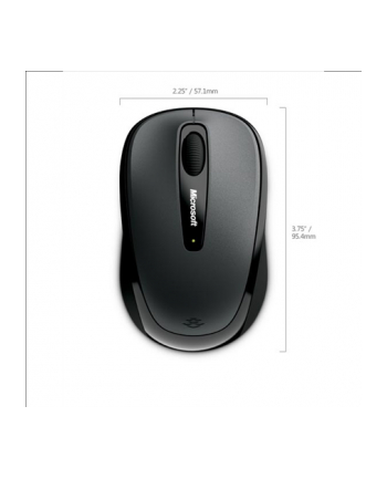 Wireless Mobile Mouse 3500 for Business 5RH-00001 NOWOŚĆ