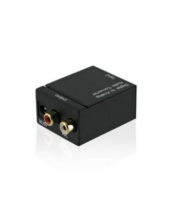 Konwerter Audio Digital lub Toslink to R/L Audio