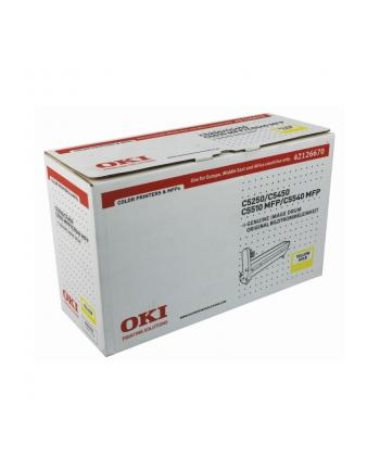 Bęben yellow  OKI C5250/5450/5510MFP/5540MFP (17K)