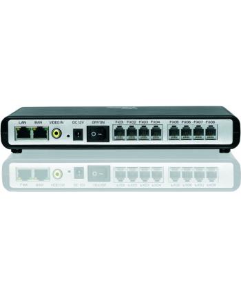 ADAPTER VOIP GRANDSTREAM GXW4108 (8xFXO)