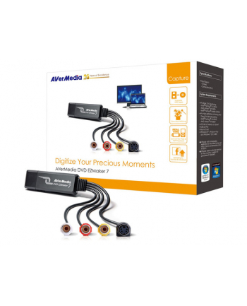 AVerMedia DVD EZMaker 7, USB 2.0