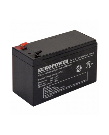 Europower akumulator 12V/9Ah