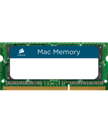 Corsair 8GB, 1066MHz DDR3, non-ECC, CL7, SODIMM