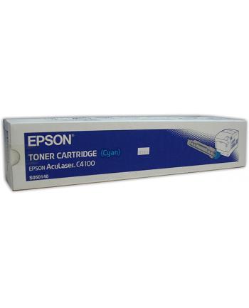 Toner Epson cyan | 8000str | AcuLaser C4100/4100PS/4100T/4100WiFi