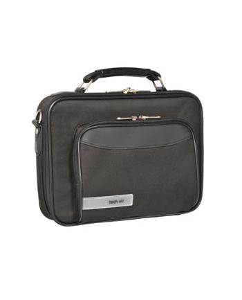 TECH AIR, torba 7''-10'', jednokomorowa, poliester, czarna,
