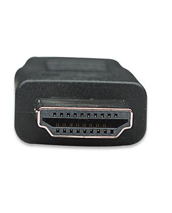 Manhattan Kabel monitorowy HDMI/HDMI 1.3 10m ekranowany czarny