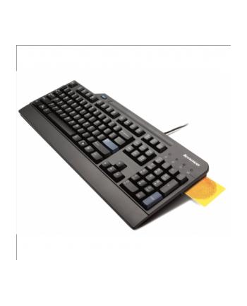 Klawiatura Lenovo USB Smartcard Keyb-US Euro