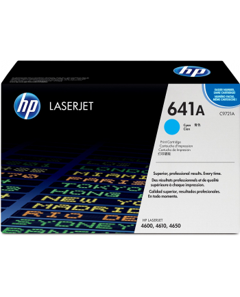 Toner HP LJ 4600A Cyan