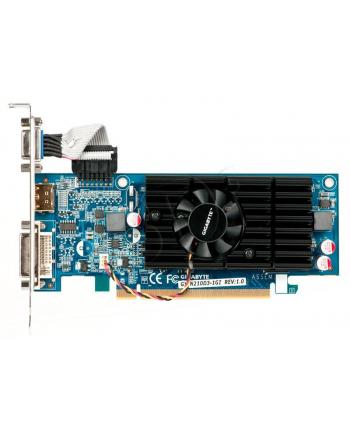 VGA Gigabyte GF210 1024MB DDR3 VGA+DVI+HDMI PCI-E LP