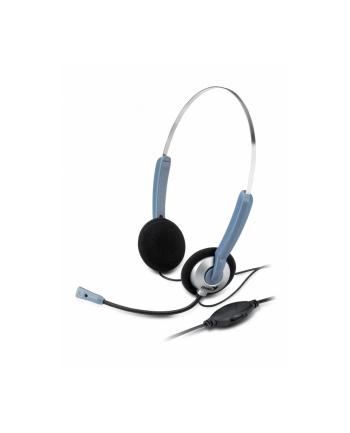 Słuchawki z mikrofonem GENIUS HS-02S