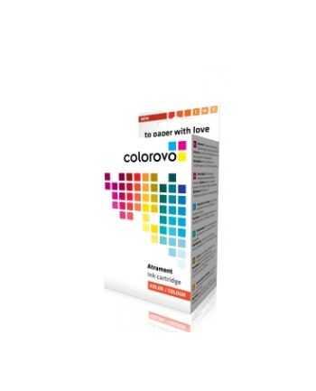 Atrament COLOROVO 970-Y | Brother LC970Y | Yellow | 400 str | 35 ml