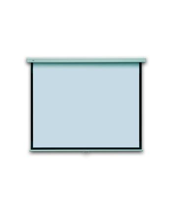 Ekran PROFI manualny, ścienny 147X147