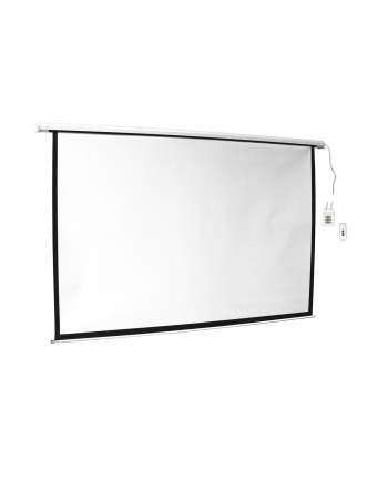 ART Ekran Elektryczny 16:9 120'' 265x150cm matte white z pilotem EM(PSE)-120