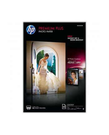 Papier profesjonalny do drukarek laserowych fotograficzny błyszczący, A4, 100 st, 200 g/m2 (CR675A)