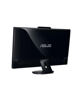 Monitor ASUS LCD LED 27'' VK278Q, matowy, wide, digi/analog/HDMI, 1920x1080, 2ms, 300cd/m2, DCR 10mil:1, repro, czarny, kamera (90LMB6101T11181C-)