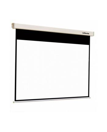 Ekran ręczny REFLECTA ROLLO Crystal Lux (160x129cm, 4:3, widzialne 156x117cm) (PR87731)