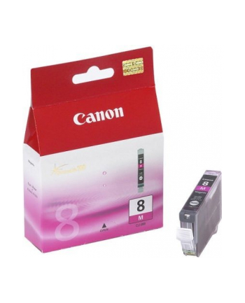 Tusz Canon CLI8M magenta BLISTER with security | 13ml | iP3300/4200/4300/5200/53