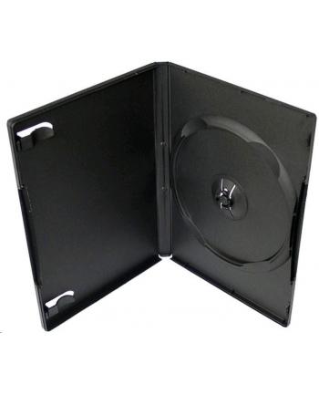 DVD box 100pack na 1xDVD czarny-case tl. 14mm