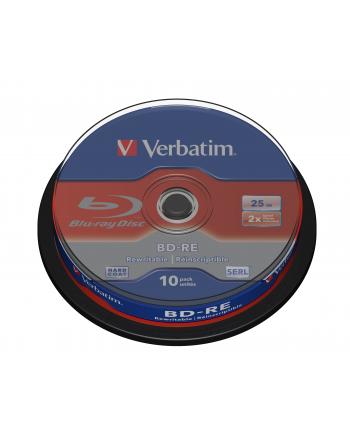 Płyta BD-RE/25GB Single Layer 2xspd 10pk