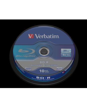 Płyta BD-R/6x25GB Single Layer whiteblue scrat