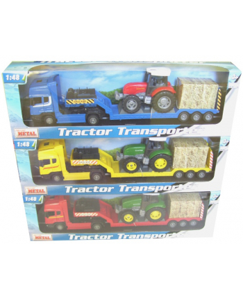 DANTE TEAMA TRANSPORTER Z TRAKTOREM