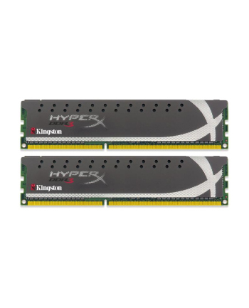 Kingston HyperX 2x2GB 2133MHz DDR3 Non-ECC CL10 XMP X2 Grey Series