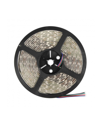 Whitenergy taśma LED wodoodporna 5m | 60szt/m | 5050 | 14.4W/m | 12V DC | RGB