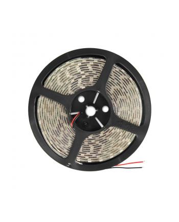 Whitenergy taśma LED wodoodporna 5m | 60szt/m| 5050| 14.4W/m| 6500K zimna biała