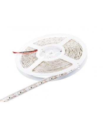Whitenergy taśma LED wodoodporna 5m | 120szt/m | 3528| 9.6W/m| 12V DC |niebieska