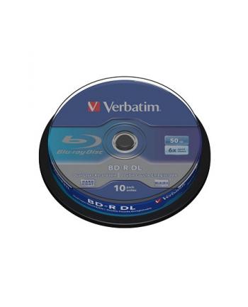 BluRay BD-R Verbatim [ spindle 10   50GB   6x ]