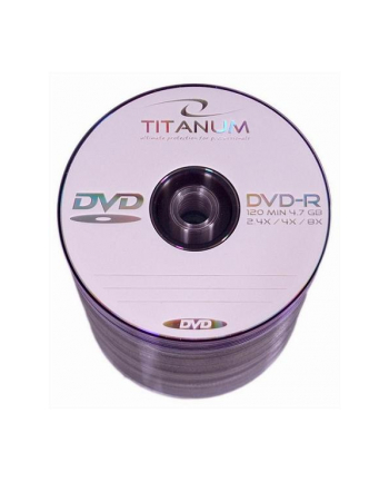 DVD-R Titanum [ spindle 100 | 4.7GB | 8x ]