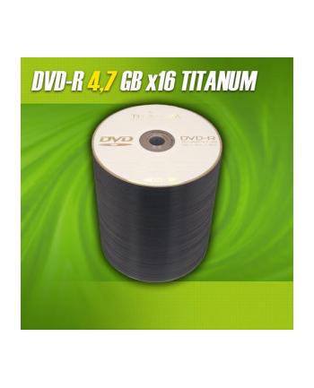 DVD-R Titanum [ spindle 100 | 4,7GB | 16x ]