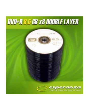 DVD+R DL Titanum [ spindle 100   8,5GB   8x ]