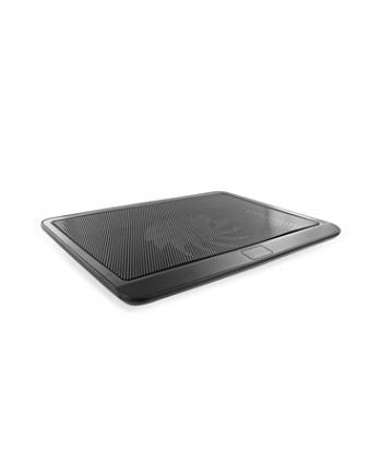 4World Chłodząca podstawka do notebooka 10'' - 14'', 1 wentylator