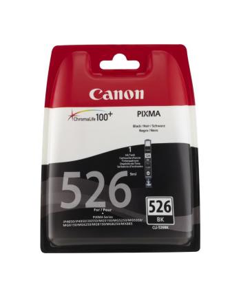 Wkład atramentowy Canon CLI526 BK BLISTER with security