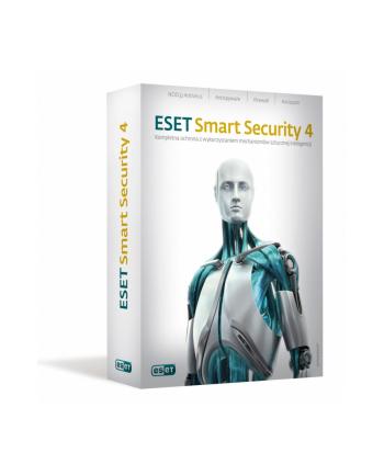 ESET SMART SECURITY 5.0 - 1 STAN/12M