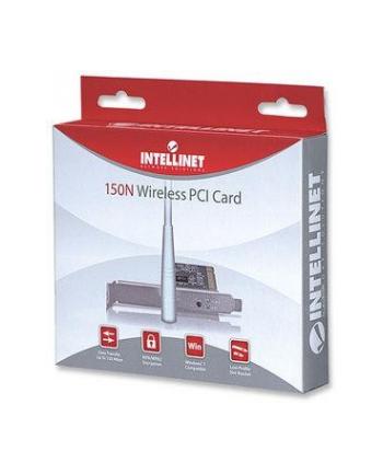 Intellinet WiFi karta PCI N150 1T1R 150 Mb/s