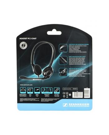 SENNHEISER PC 3 CHAT słuchawki z mikrofonem