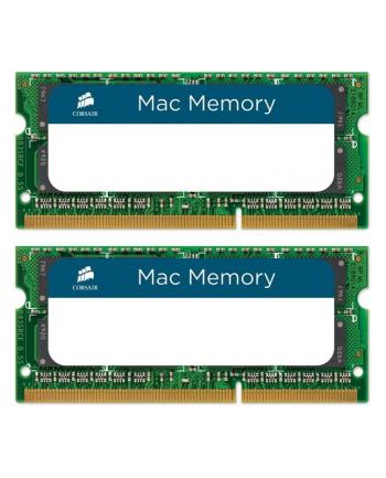CORSAIR DDR3 SODIMM Apple Qualified 8GB/1333 (2*4GB) CL9