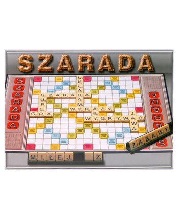 JAWA GRA SZARADA